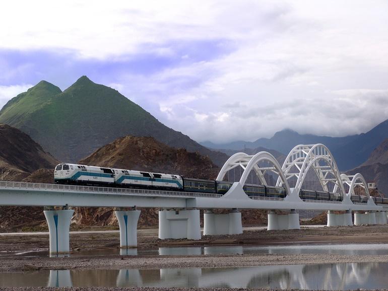 qinghaitibetrailway