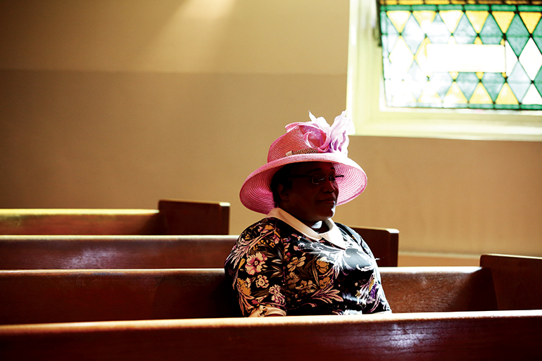 Church hat
