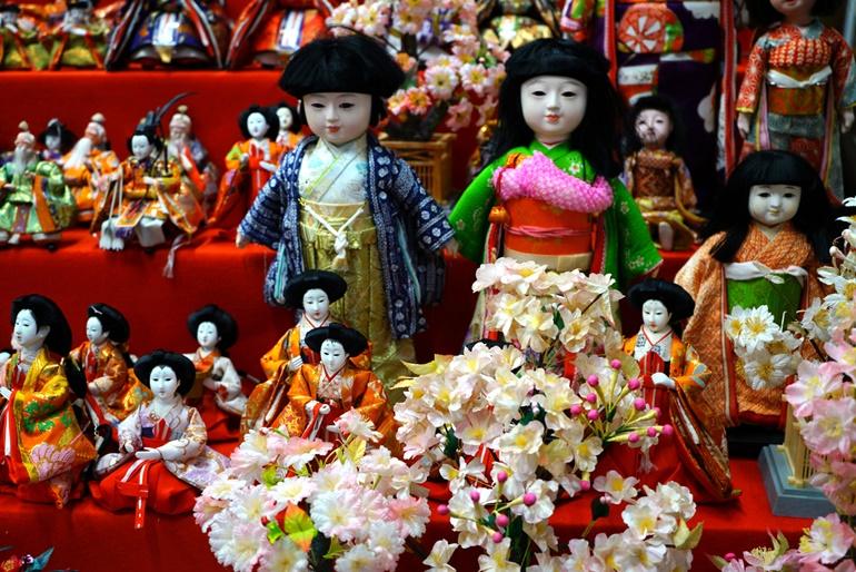 Dolls-Festival