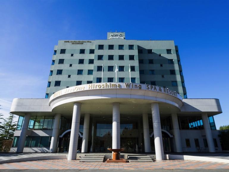 hoteleriaonehiroshimawing