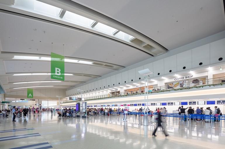 沖縄の魅力が詰まった那覇空港 | SKYWARD+ スカイワードプラス