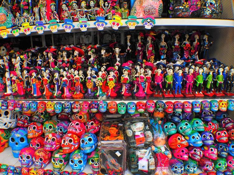 メキシコのハロウィン