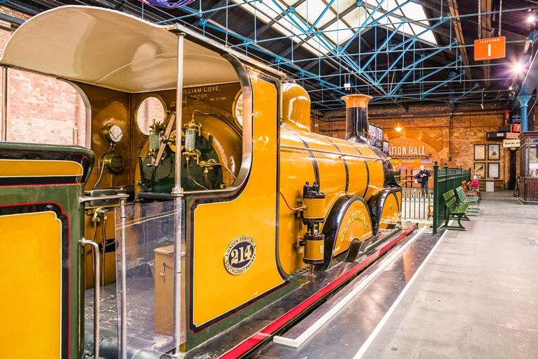 国立鉄道博物館