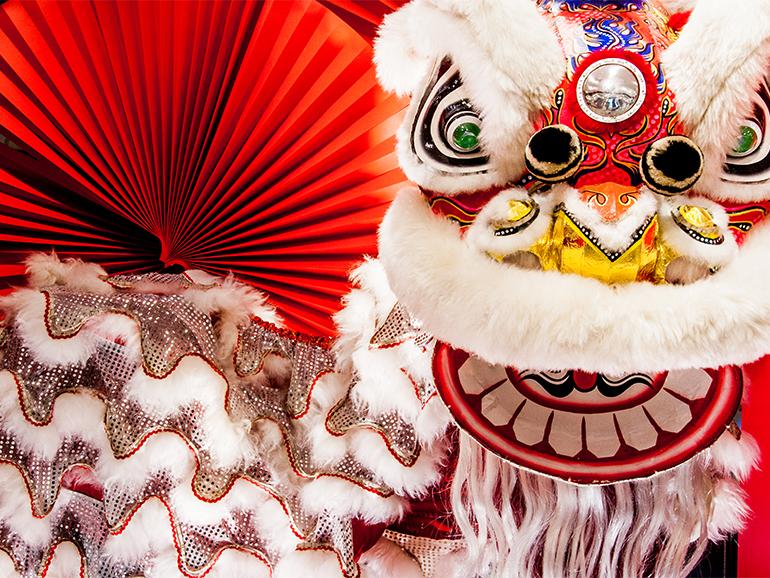 中国の大晦日のイメージ